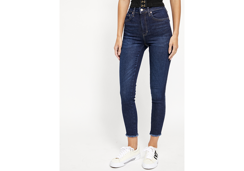 Raw High Rise Jegging by Free People
