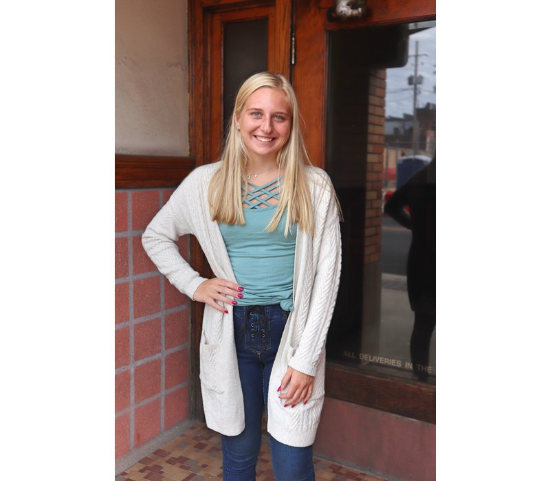 LUX Sweater Cardigans (2 Colors)