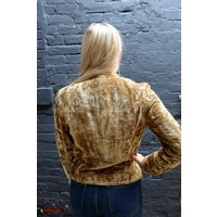 Dusk Till Dawn Velvet Jacket by Free People