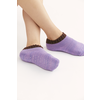 Two Tone Cozy Ankle Socks by Free People