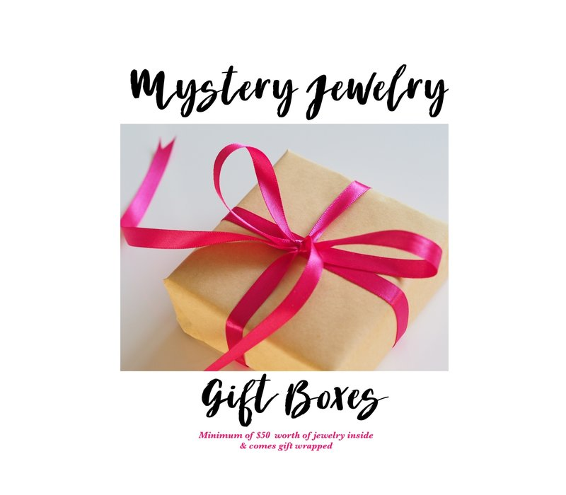 Mystery Jewelry Gift Box Sets