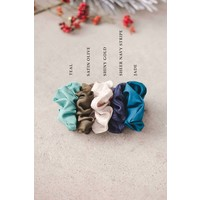 Holiday Scrunchies