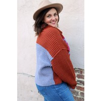 Greater Than Sweater by Free People