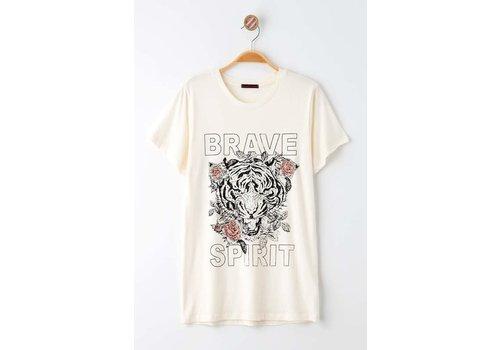 Brave Spirit Tiger Tee