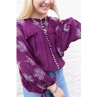 Sweet Emotion Blouse by Free People