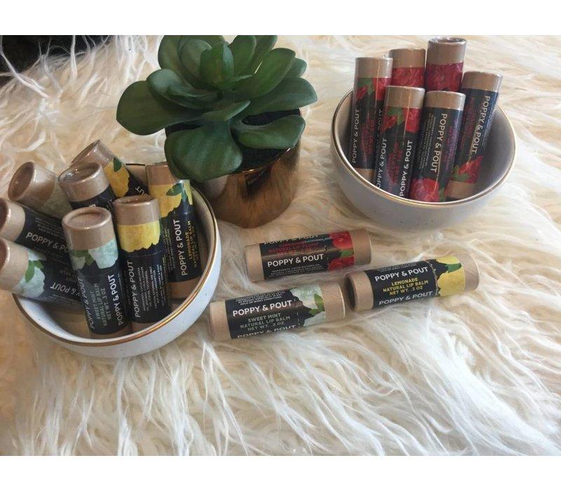 Cinnamint Lip PLUMP by Poppy & Pout