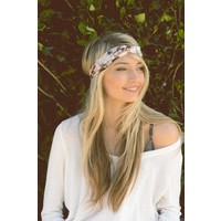 Autumn Floral Headwraps