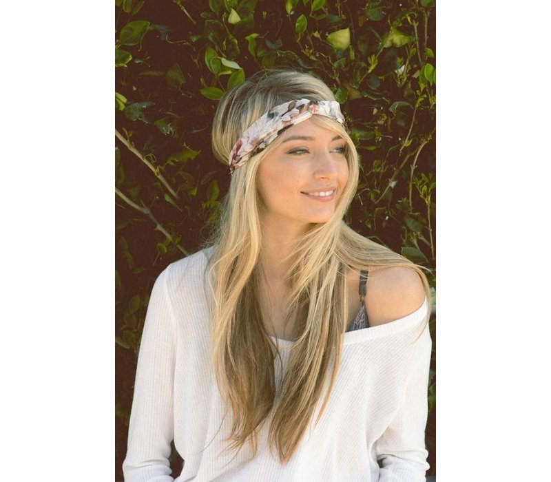 Autumn Floral Headwraps