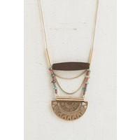 Sedona Sun Boho Necklace