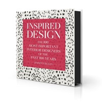 ABRAMS-STEWART TABORI INSPIRED DESIGN BOOK