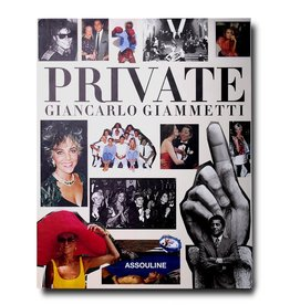 ASSOULINE PRIVATE GIANCARLO GIAMMETTI BOOK