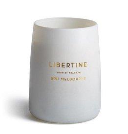 SOH MELBOURNE SOH MELBOURNE WHITE MATTE LIBERTINE CANDLE