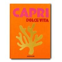 ASSOULINE CAPRI: DOLCE VITA BOOK
