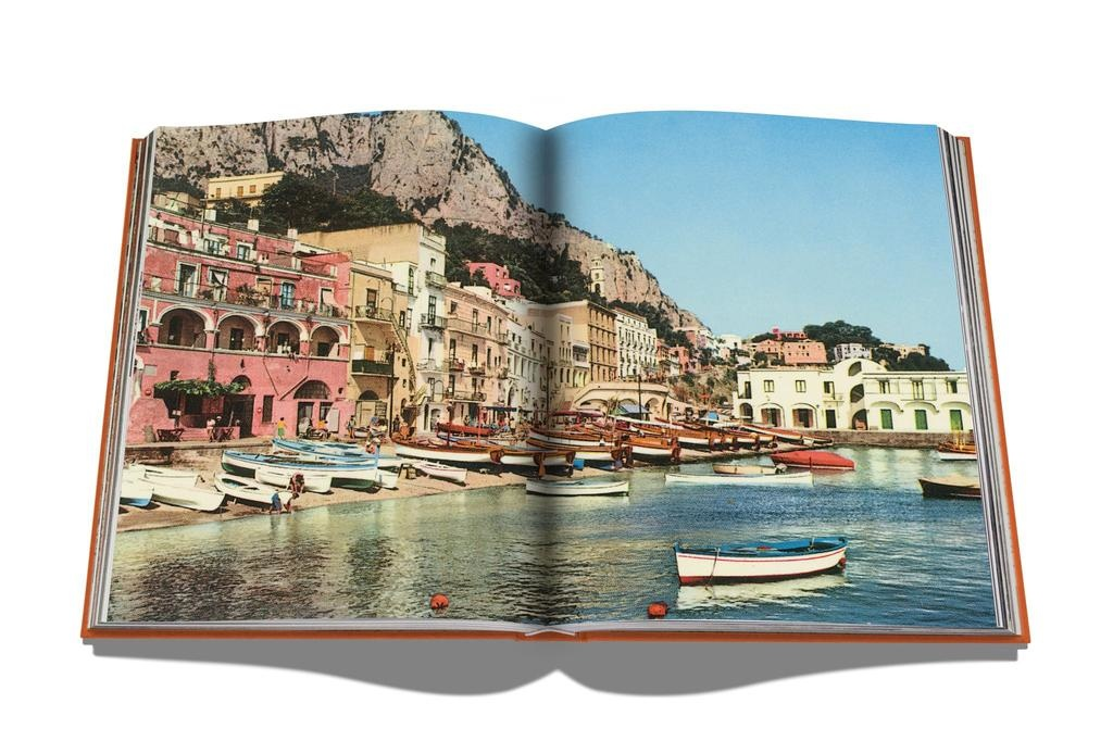 0519cec06 CAPRI: DOLCE VITA BOOK - Longoria Collection
