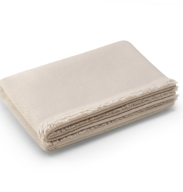 AERIN AERIN NOE CASHMERE THROW MOONSTONE