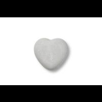 AERIN AERIN SHAGREEN HEART BOX DOVE