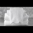 MATOUK MATOUK CAIRO SCALLOPED WASH CLOTH WHITE
