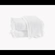 MATOUK MATOUK CAIRO SCALLOPED HAND TOWEL WHITE