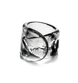 SIMON PEARCE SIMON PEARCE ASCUTNEY NAPKIN RING