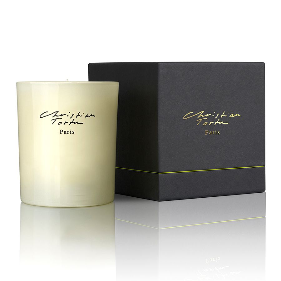 LOTHANTIQUE CHRISTIAN TORTU FORESTS CANDLE