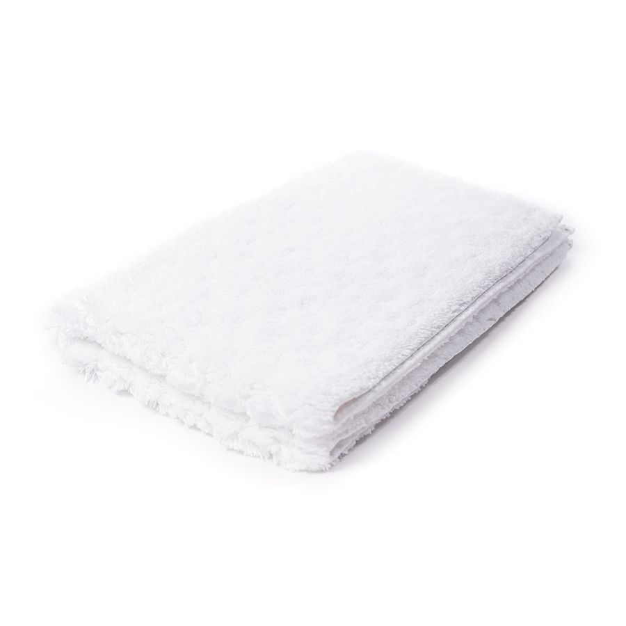 MATOUK LOTUS BATH RUG WHITE
