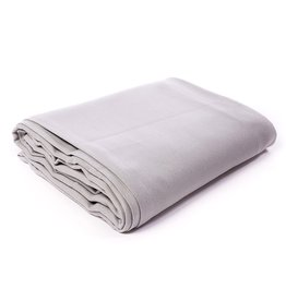 MATOUK DREAM MODAL BLANKET SILVER