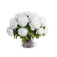 NEW GROWTH/TRANS EAST PEONY BOUQUET - LARGE