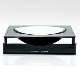 ALEXANDRA VON FURSTENBERG AVF LARGE VOLTAGE BLACK CANDY BOWL