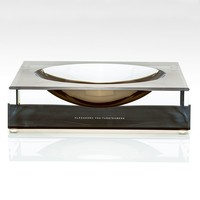 ALEXANDRA VON FURSTENBERG AVF LARGE VOLTAGE BRONZE CANDY BOWL