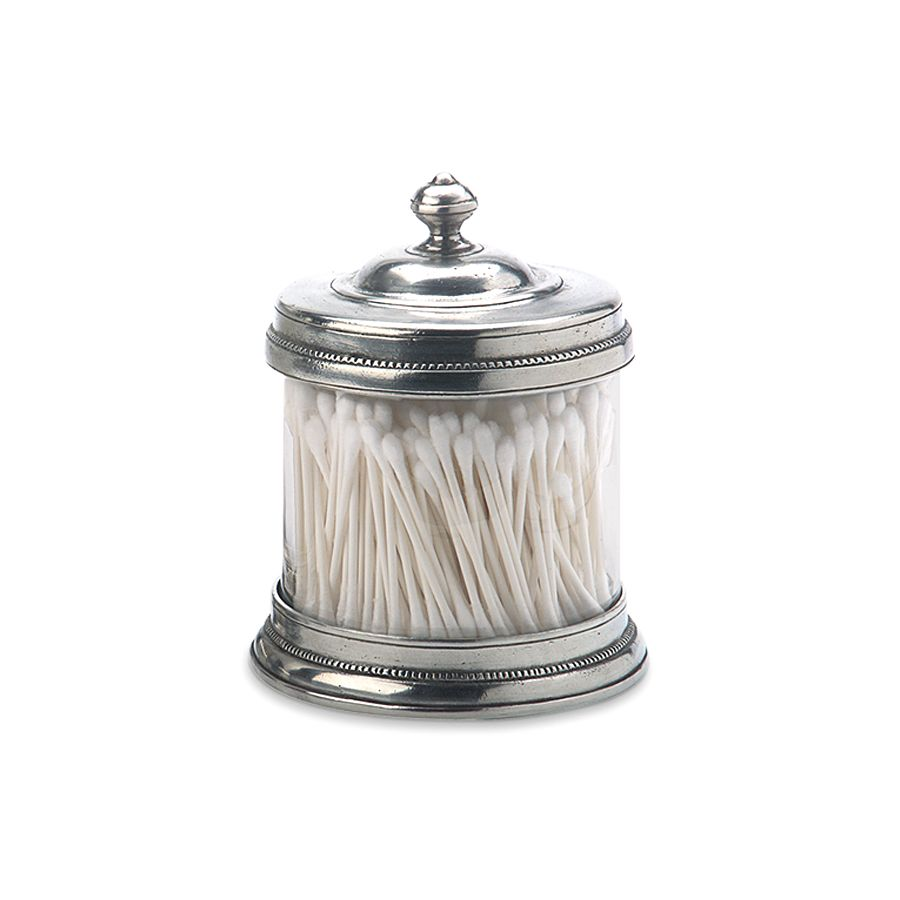 MATCH GLASS CANISTER/SMALL 1157.2