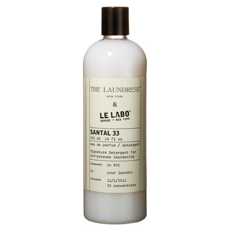 THE LAUNDRESS THE LAUNDRESS X LE LABO SANTAL 33 DETERGENT