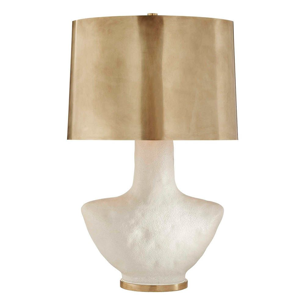 KELLY WEARSTLER KELLY WEARSTLER WHITE ARMATO LAMP