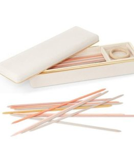 AERIN AERIN SHAGREEN CREAM PICKUP STICKS