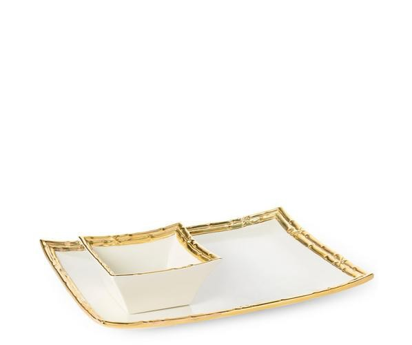 AERIN AERIN MAYOTTECHIP AND DIP SET