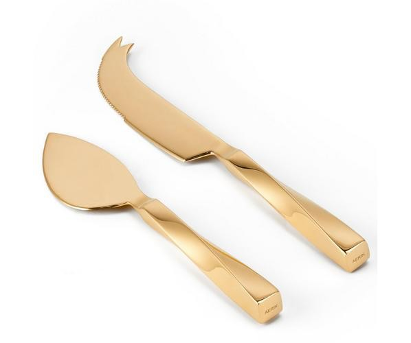 AERIN AERIN LEON CHEESE KNIVES