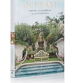 ABRAMS-STEWART TABORI OUT EAST: HOUSES AND GARDENS OF THE HAMPTONS BOOK
