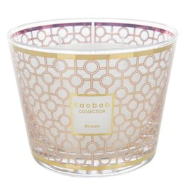 BAOBAB COLLECTION BAOBAB WOMEN CANDLE MAX 10