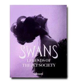 ASSOULINE SWANS: LEGENDS OF THE JET SET SOCIETY BOOK