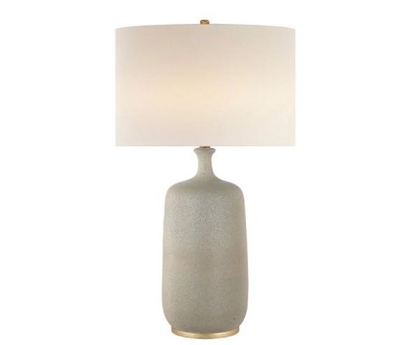 VISUAL COMFORT KELLY WARSTLER VOLVANIC IVORY CULLODEN TABLE LAMP