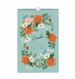 Rifle Paper Co. RPCAWA - 2019 Wildwood Wall Calendar