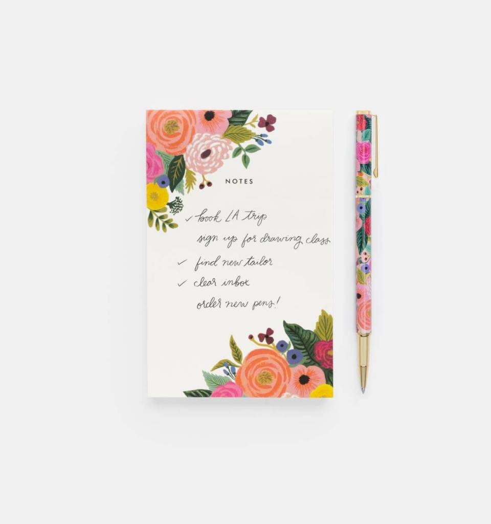 Rifle Paper Co. RPOS - Juliet Rose Pen