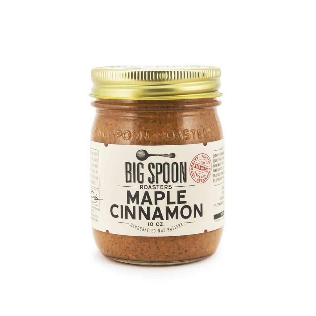 Big Spoon Roaster Maple Cinnamon Nut Butter