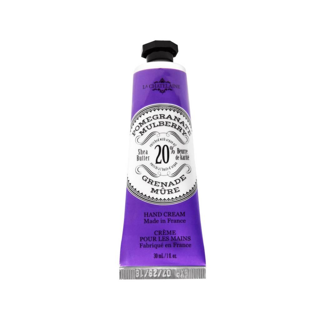 La Chatelaine Pomegranate Mulberry Hand Cream