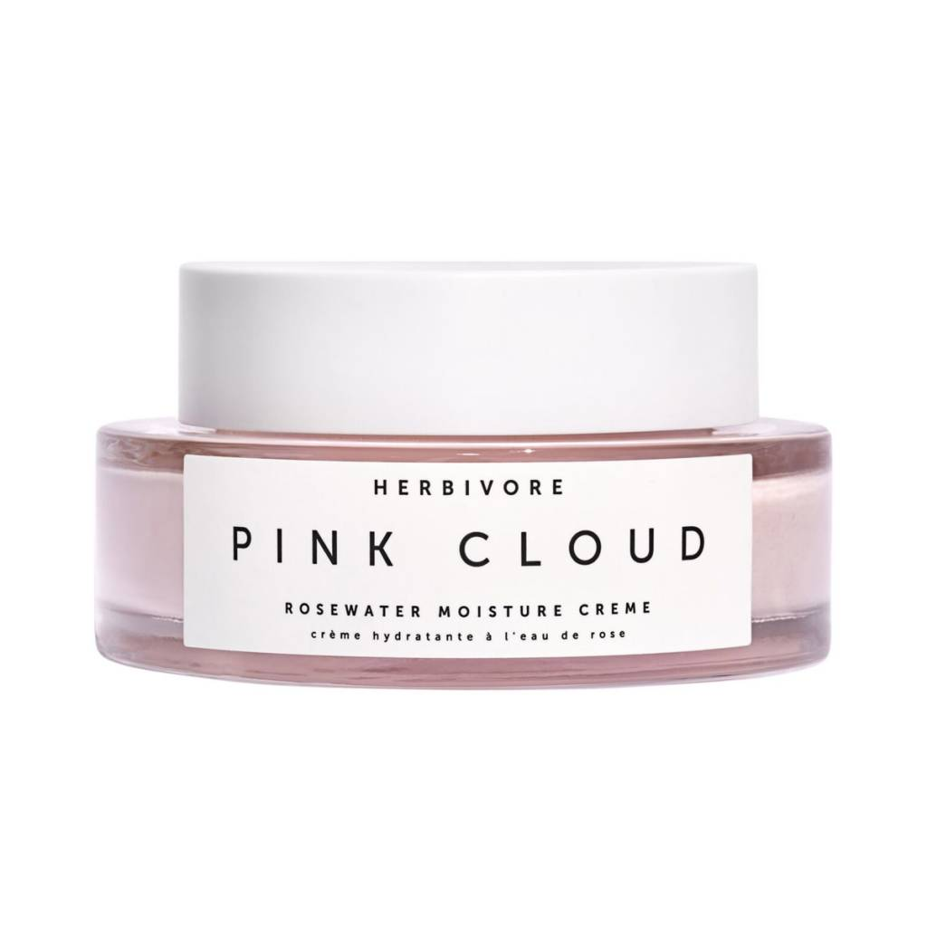 herbivore botanicals HB BAB - Pink Cloud Rosewater Moisture Creme, 1.7oz