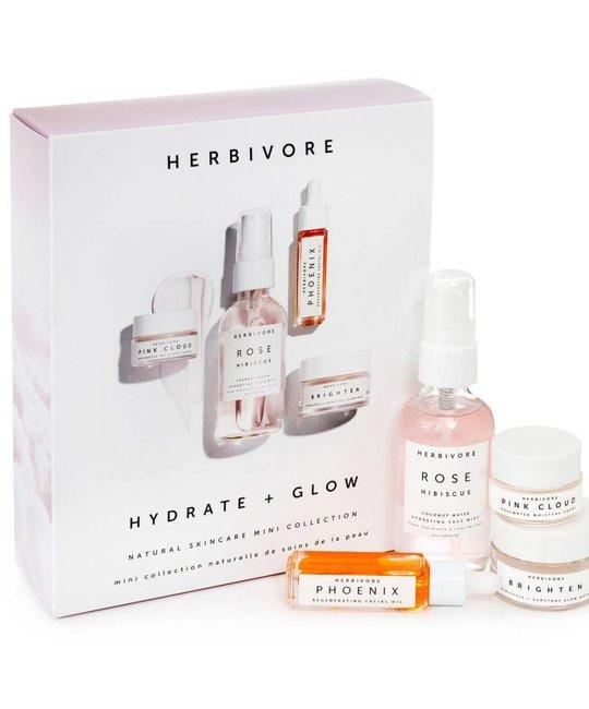 herbivore botanicals Hydrate + Glow Gift Set