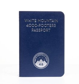 With Brio White Mountain 4,000 Footers Passport Book