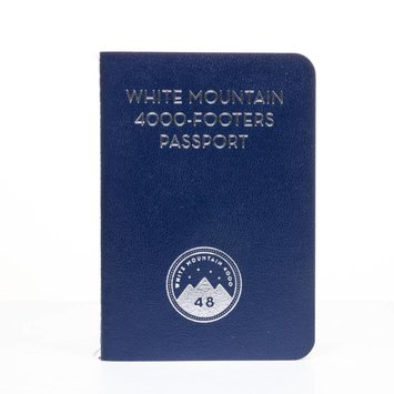 With Brio - WB White Mountain 4,000 Footers Passport Book