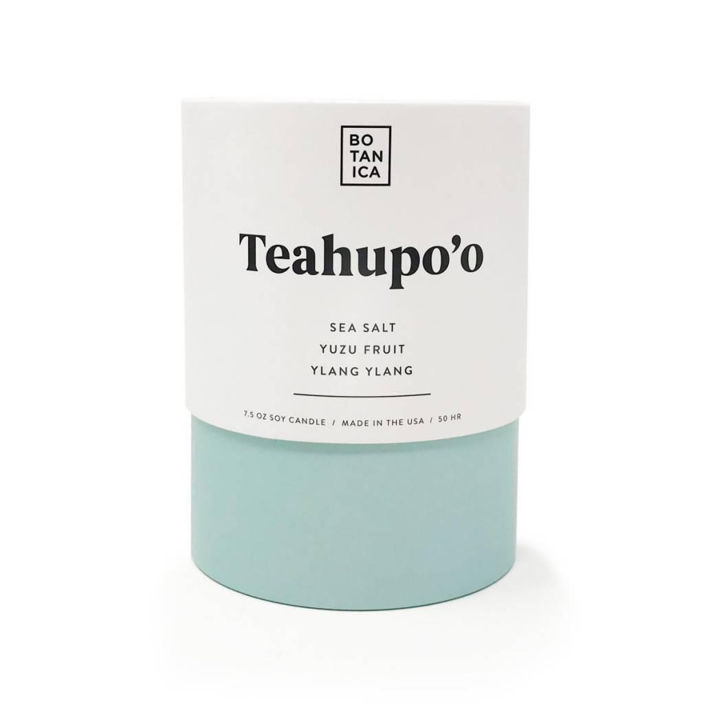 Botanica BOTCALA - Teahupo'o Candle