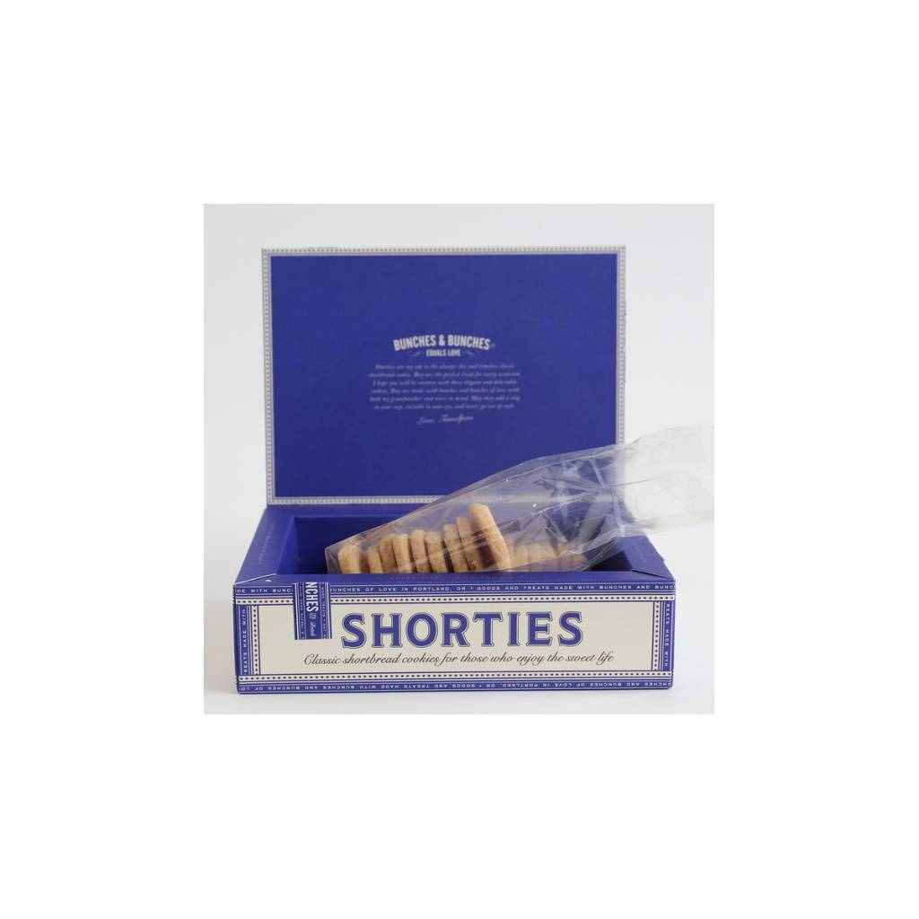 Bunches & Bunches Shorties Shortbread Cookies