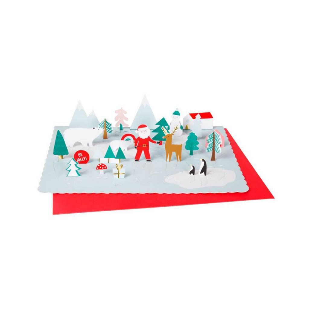 Meri Meri Pop Up Advent Calendar
